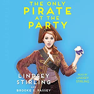 The Only Pirate at the Party | Livre audio