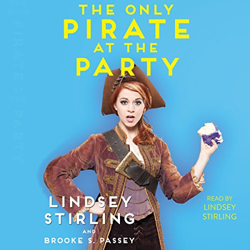 The Only Pirate at the Party by Simon & Schuster Audio