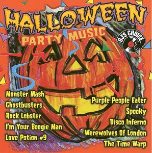 DJ'S HALLOWEEN PARTY MUSIC -