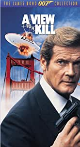 A View to a Kill [USA] [VHS]: Amazon.es: Roger Moore