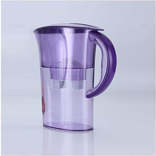 DGYAXIN Jarra Filtro de Agua, Jarra de Agua filtrada 2,5 litros de ...