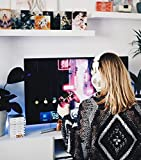 Wireless Controller for PS4, Gamer Girl Series Dual