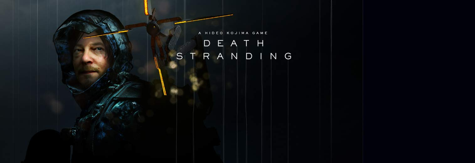 Amazon com: Death Stranding - PlayStation 4: Sony