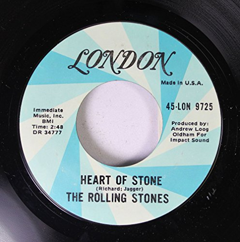 Rolling Stones - Heart Of Stone - Zortam Music