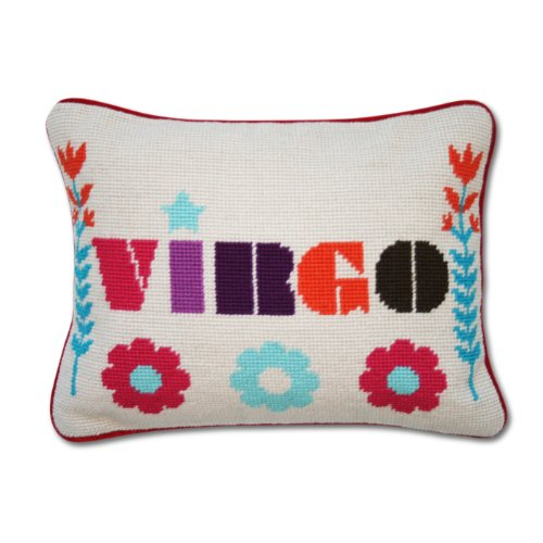 Jonathan Adler Zodiac Pillow, Virgo
