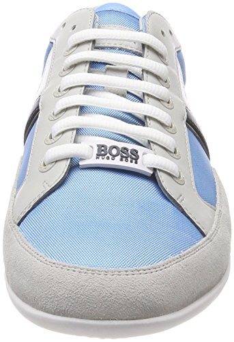 Boss Athleisure Men Spacit Sneaker Blue (blu Brillante 438)