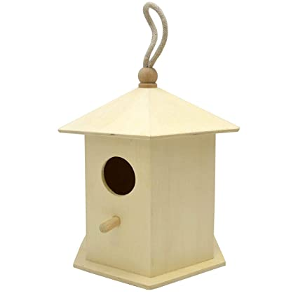 Amazon Com Lara S Crafts Decorative Bird House Tulip