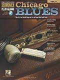 Harmonica Play-Along Volume 9: Chicago Blues: Play-Along, CD für Mundharmonika (diat./chr.)