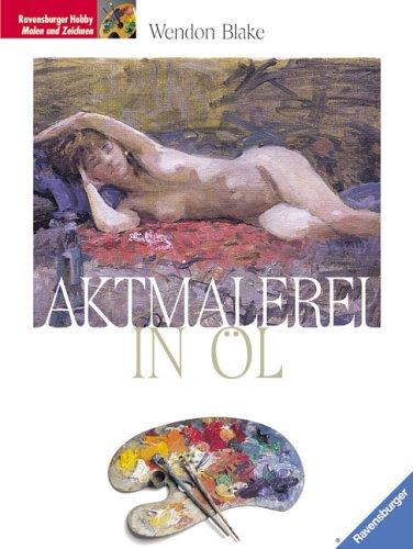 Aktmalerei in Öl