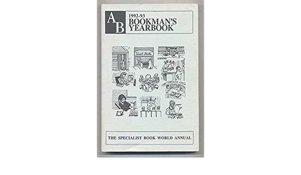 Ab Bookmans Yearbook 1996: The Specialist Book World Annual