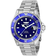[Sponsored]Invicta Men's 9094OB Pro Diver Collection Stainless Steel Watch with Link Bracelet,...