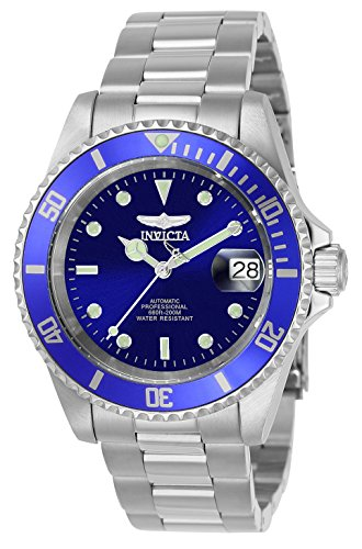 Invicta Men's 9094OB Pro Diver Collection Stainless Steel Watch with Link Bracelet (Invicta Professional Diver Watch)