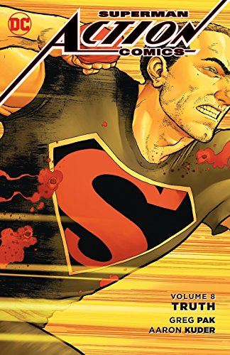 Superman: Action Comics Vol. 8: -