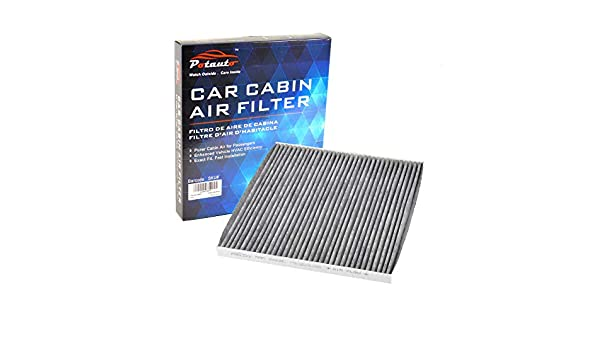 POTAUTO MAP 1022C Altima CF11173 Replacement Activated Carbon Car Cabin Air Filter for NISSAN Murano Cross Cabriolet Murano Quest Maxima