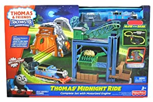 Amazon.com: Thomas and Friends Glow in the Dark Series
