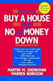 How to Buy a House with No Money Down, Martin M. Shenkman and Warren Boroson, 0471109207