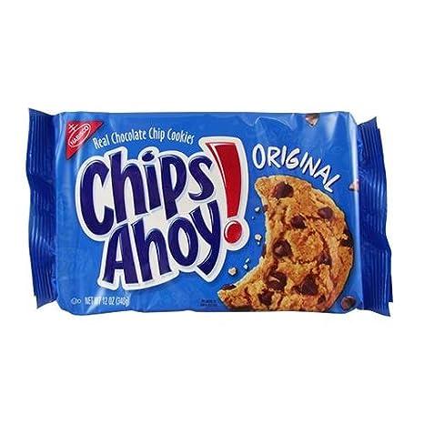 Chips Ahoy Choc Chip Cookies 13 Oz 368g Amazonde Lebensmittel
