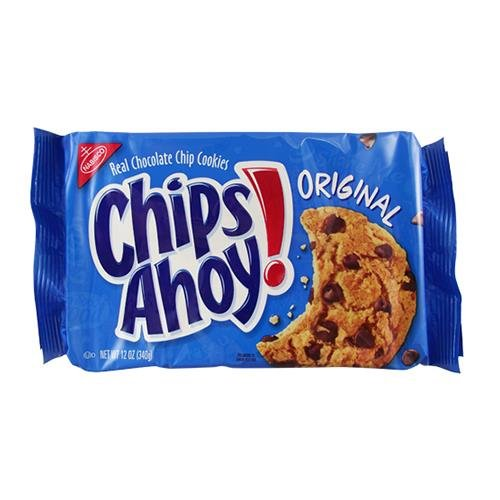 Chips Ahoy Choc Chip cookies - 13 OZ (368g)