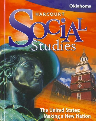 Harcourt Social Studies: Student Edition Grade 5 US: Making a New Nation 2008