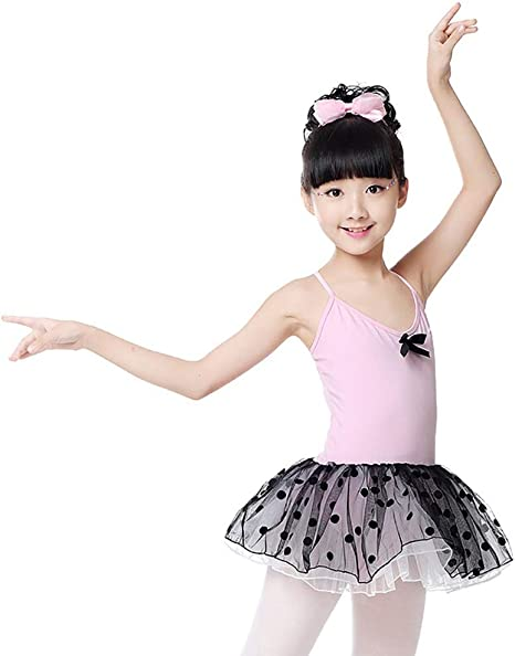 Jian E Ropa de Baile - Sling para niños Falda de Baile Ballet ...