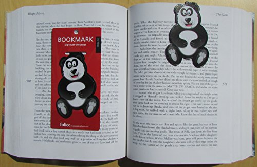 Panda Bookmarks (Clip-over-the-page) Set of 2 Photo #4