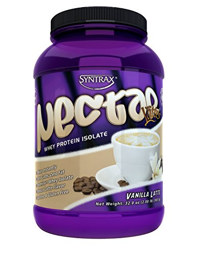 Nectar Lattes, Vanilla Latte, 2 Pounds Review