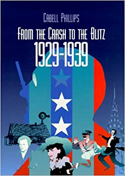 Book From the Crash to the Blitz, 1929-1939