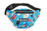 Everest Signature Pattern Waist Pack, Donuts, One Size