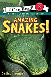 Amazing Snakes! (I Can Read Books: Level 2 Nonfiction (Paperback))