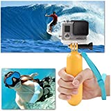 Yutop Diving Floaty Bobber with Strap and Screw for GoPro HERO 1 2 3 4 Session SJ4000 SJ5000 SJ6000 Xiaomi yi Sport cam.