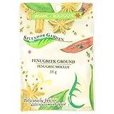 Splendor Garden organic Fenugreek Ground,35.0 Gram