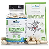 Organic Ashwagandha Root Powder Extract – with Ginger for Premium Absorption – Double Strength 5% Withanolides KSM66 – for Stress, Anxiety, Energy, Adrenal, Thyroid & Immune Support – 90 Veg Capsules Review