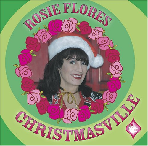 Christmasville by FLORES,ROSIE