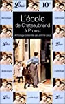 L'école, de Chateaubriand à Proust par Leroy