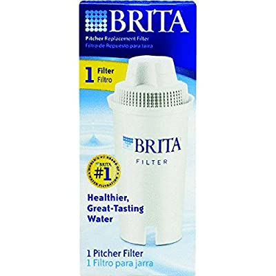 Brita Pitcher Replacement Water Filter Cartridge