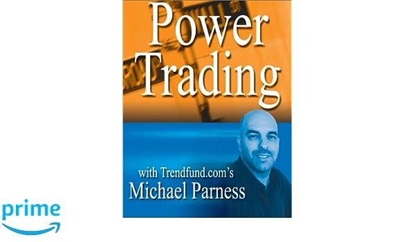 Amazon.com: Power Trading [VHS]: Michael