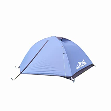 MaxMiles 1 2 Person Premium Backpacking Tent Ultra-Lightweight 20D Nylon Taffeta Rip-Stop  sc 1 st  Amazon.com & Amazon.com : MaxMiles 1 2 Person Premium Backpacking Tent Ultra ...