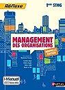 Management des organisations - Tle STMG par Doussy
