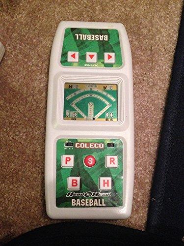 Coleco Hand Held Electronic Baseball product image