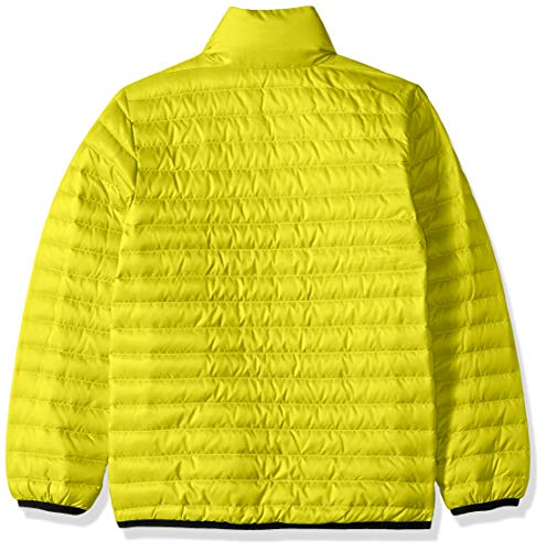 Helly Hansen Jr Barrier Down Insulator Jacket, Sweet Lime, Size 8 by Helly Hansen (Image #2)