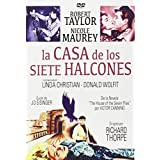 The House Of The Seven Hawks (1959) - Region Free PAL, plays in English without subtitles by Robert Taylor