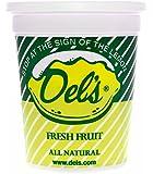 Del's Lemonade All Natural Lemonade Gift Bundle with 8 Packs