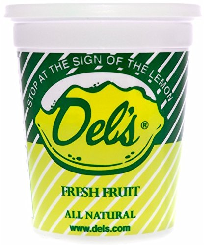 Del's Lemonade All Natural Lemonade Gift Bundle with 8 Packs