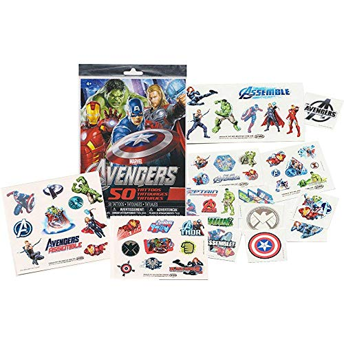 Marvel's Avengers, 50 Temporary -