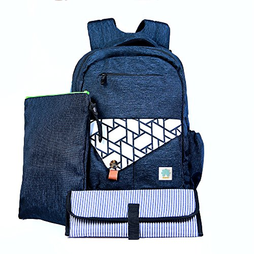 BabyTalia Stylish Diaper Bag Backpack Designed – Baby Care