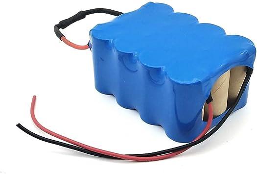 SC 3000mAh para Bosch 14,4 V batería BBHMOVE1AU VXAS010V00 BBHMOVE2 aspiradora Sweeper Robotics: Amazon.es: Bricolaje y herramientas