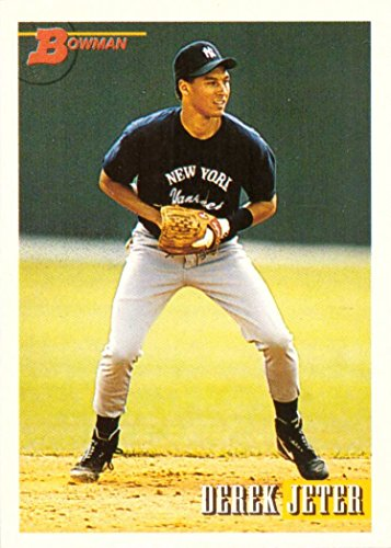 1993 Bowman Derek Jeter Rookie Card