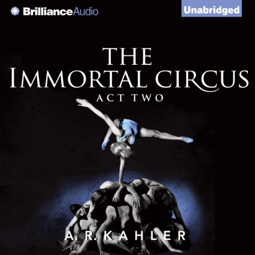 The Immortal Circus: Act Two Audiobook [Free Download by Trial] thumbnail