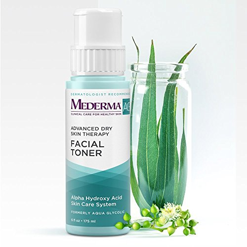 Mederma AG Facial Toner – with glycolic acid to cleanse pores for a smooth, healthy complexion - eucalyptus for a cooling effect – dermatologist recommended brand - fragrance-free - 6 ounce by Mederma AG (Image #2)
