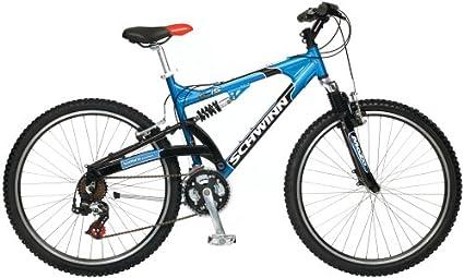 9c7811005c9 Image Unavailable. Image not available for. Color: Schwinn S-15 Men's Dual-Suspension  Mountain Bike